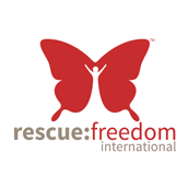 Rescue Freedom logo